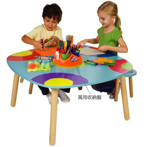 儿童专用游戏桌~一桌二椅!